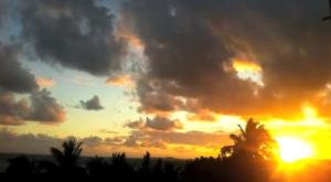 amanecer-en-Luquillo - foto tomada de Mi Puerto Rico Verde