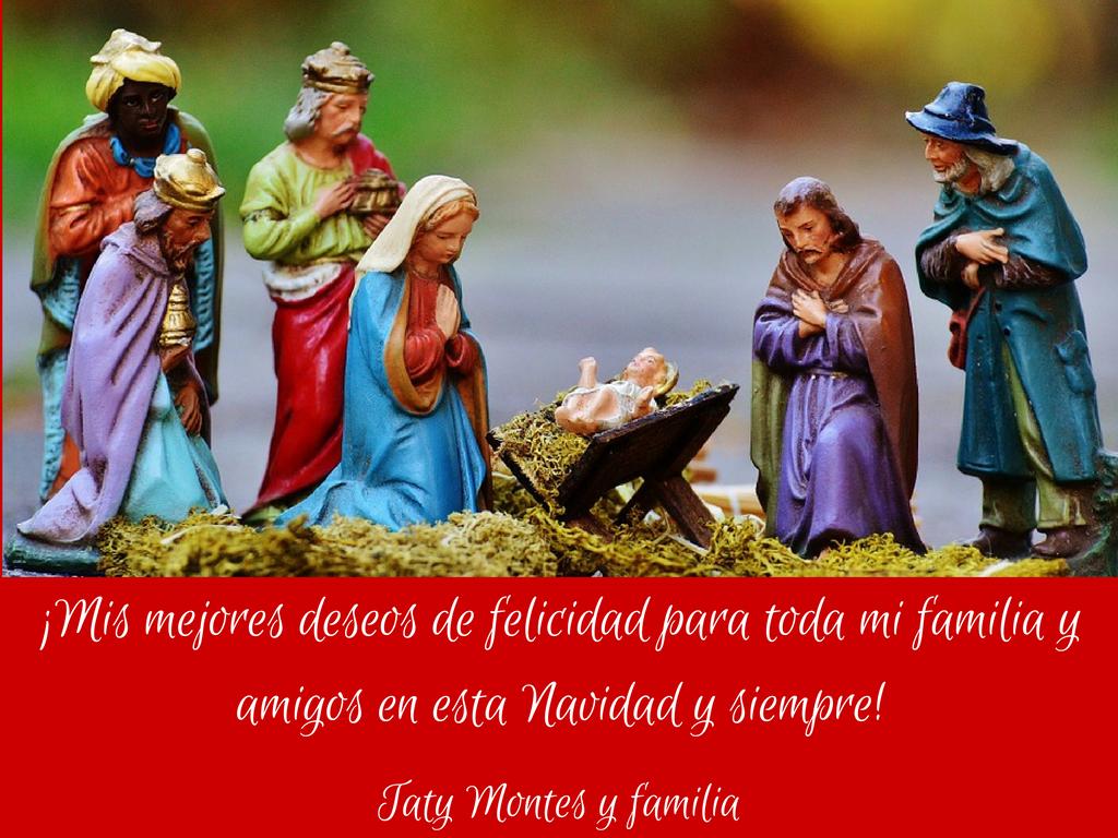 Mis mejores deseos para toda mi familia y amigos en esta Navidad y siempre! (1)